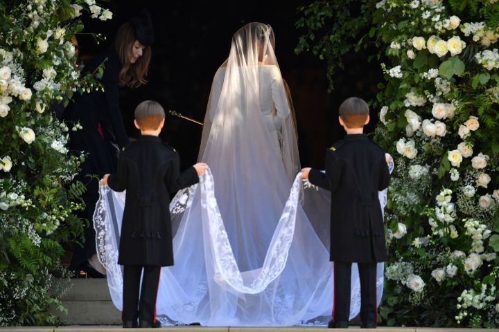 The Royal Wedding Of Prince Harry & Meghan Markle