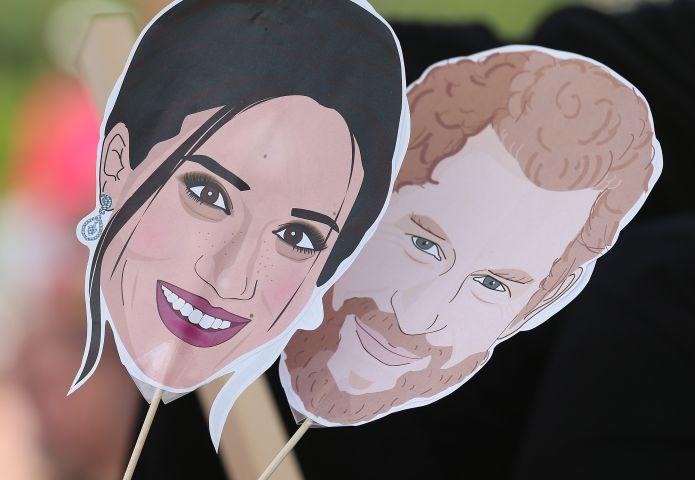 Royal Wedding Public Viewing In Berlin