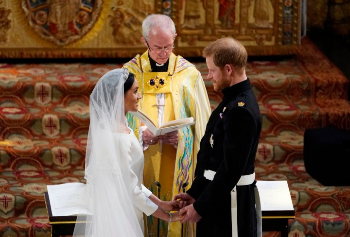 Prince Harry Marries Ms. Meghan Markle – Windsor Castle