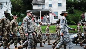 Connecticut Town Celebrates Memorial Day With Parade