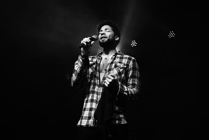 Jussie Smollett In Concert - Atlanta, Georgia
