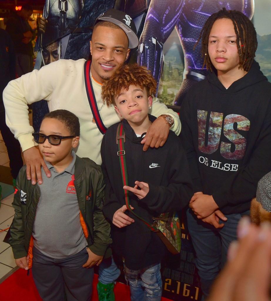 'Black Panther' Advance Screening