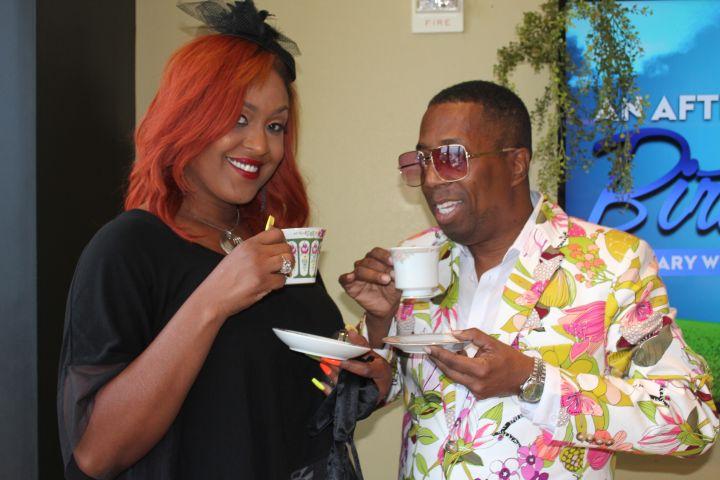 Gary With Da Tea's Afternoon Tea Birthday Party