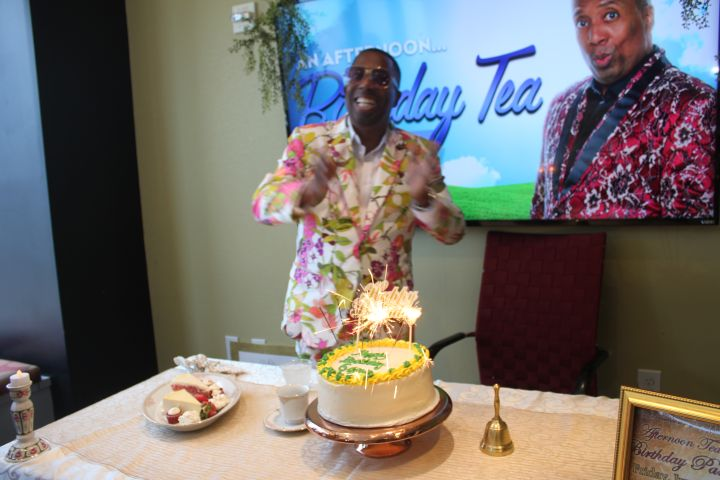 Gary With Da Tea Birthday Afternoon Tea Birthday Party