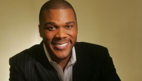 Tyler Perry, the creator/writer/director/producer of the hit movie Diary of a Mad Black Woman. His