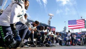 Seattle Seahawks v Jacksonville Jaguars