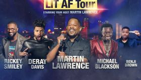 Rickey Smiley, LIT AF Tour, Pittsburgh