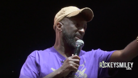 Rickey Smiley, Conclave, Omega Psi Phi