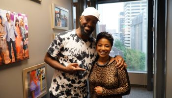 Judge Lynn Toler & Rickey Smiley
