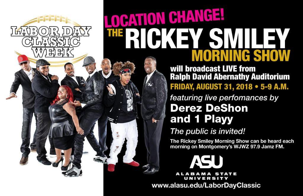 Rickey Smiley Show