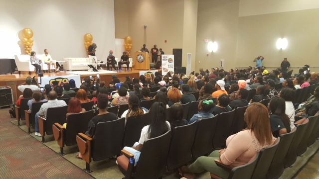 The Rickey Smiley Morning Show at Alabama State University