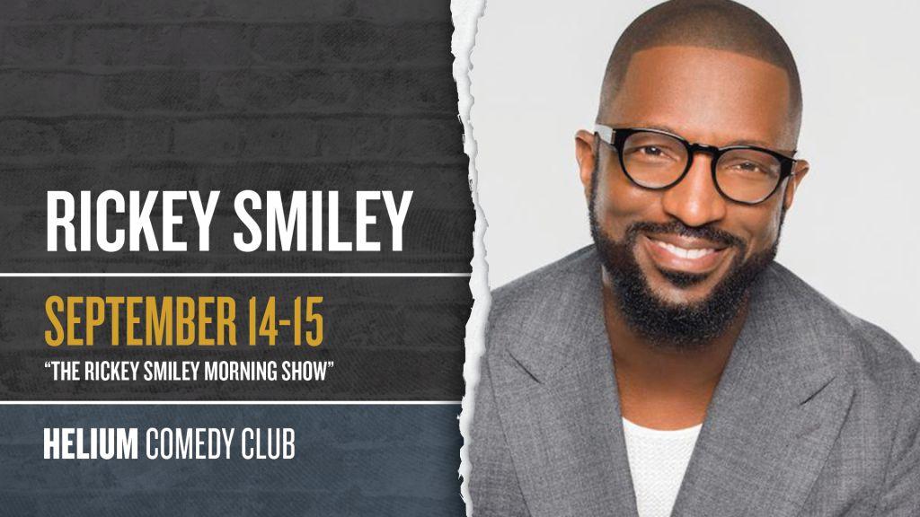 Rickey Smiley
