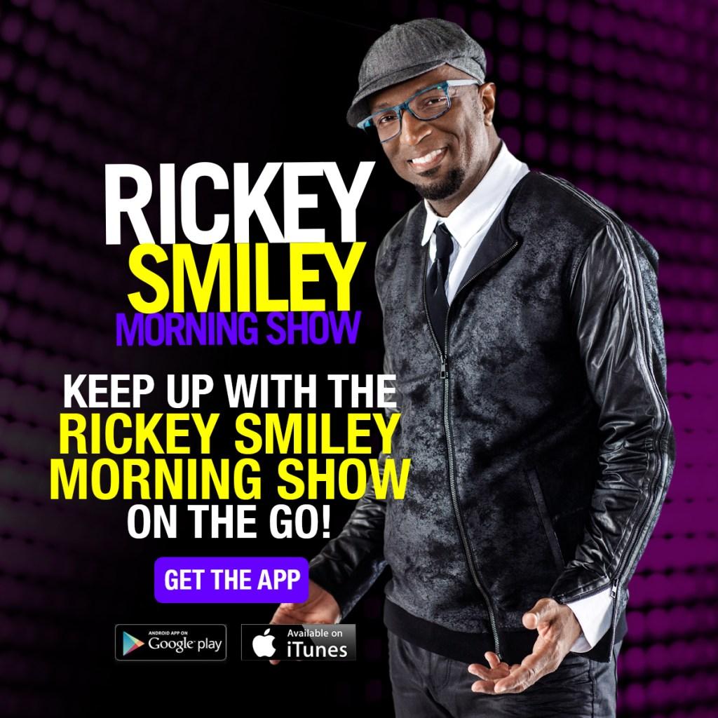 Rickey Smiley Morning Show App
