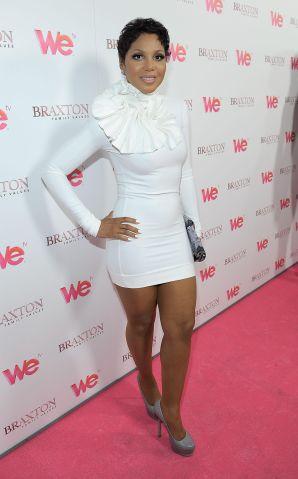 WE tv Celebrates The New Series 'Braxton Family Values' - Red Carpet