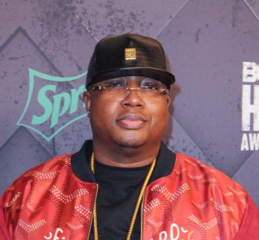 E-40 at the 2015 BET Hip-Hop Awards