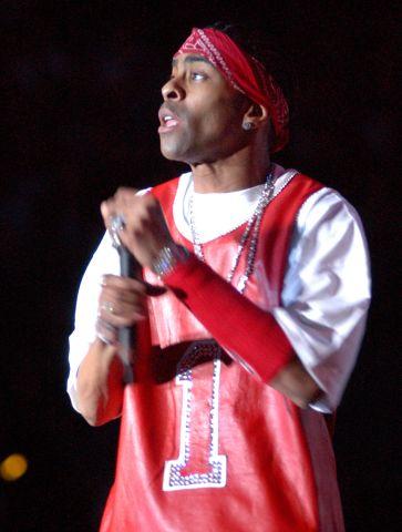 Ginuwine Tour 2002