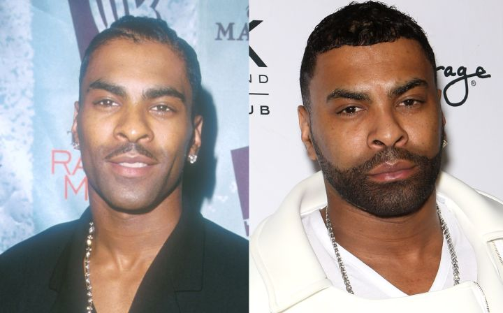 Ginuwine, Then & Now