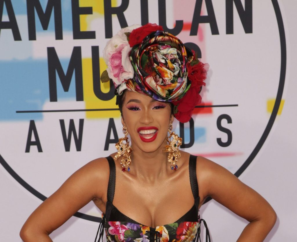 2018 American Music Awards Arrivals