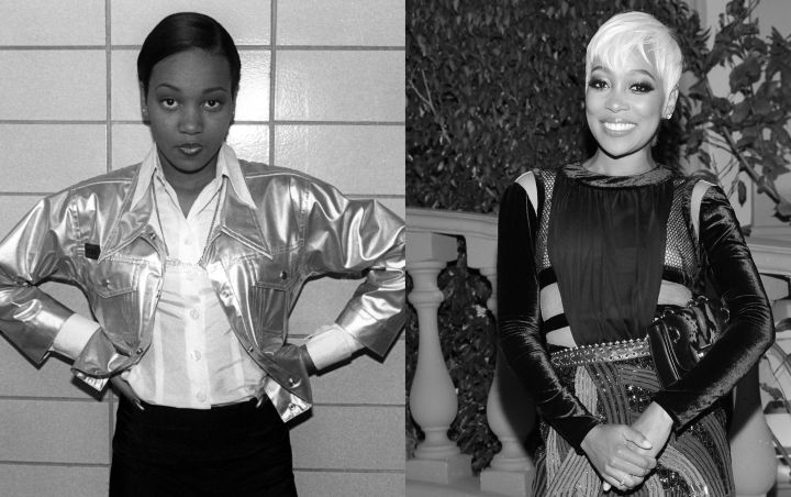Monica, Then & Now