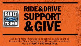 HBCU Ford Truck Tour