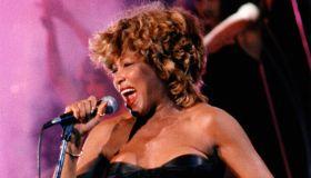 Tina Turner Performs At The NEC Birmingham In 1996