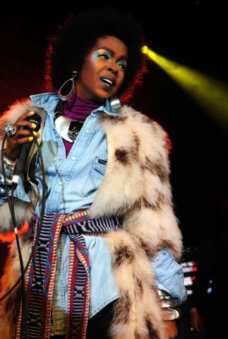 Lauryn Hill In Concert At Harry O's, Park City