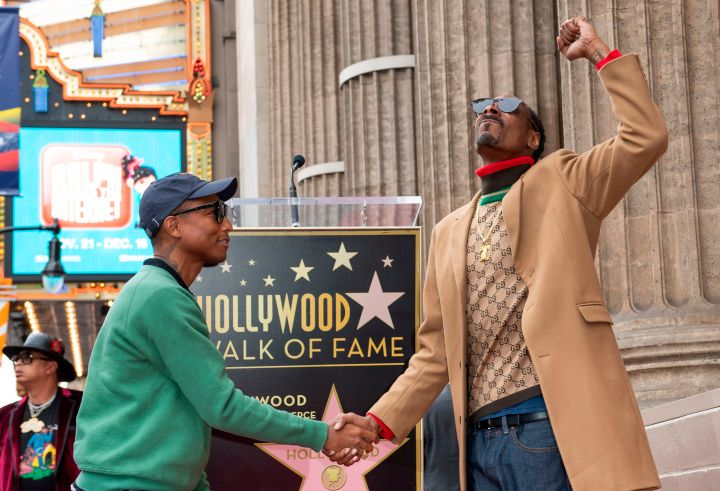 Snoop Dogg receives star on Hollywood Walk of Fame [PHOTOS]