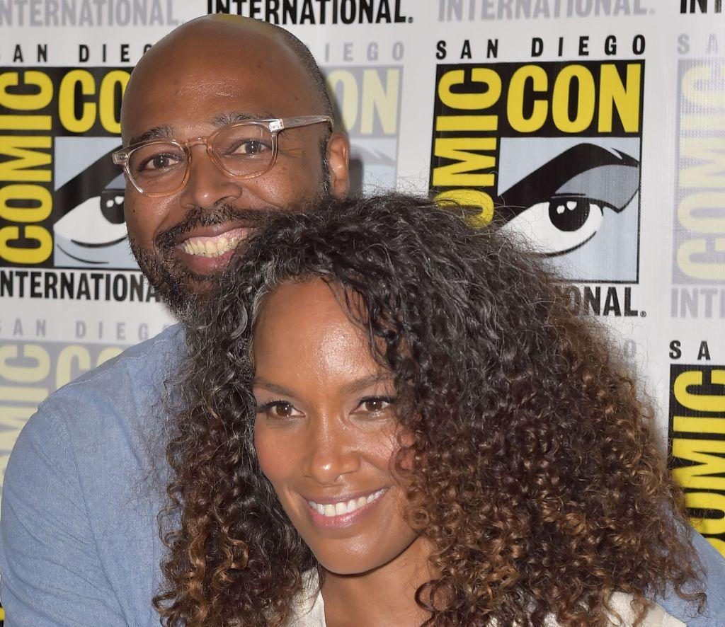San Diego Comic-Con International 2017 - Black Lightning - Photocall