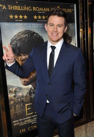 'The Eagle' UK Premiere - Inside Arrivals