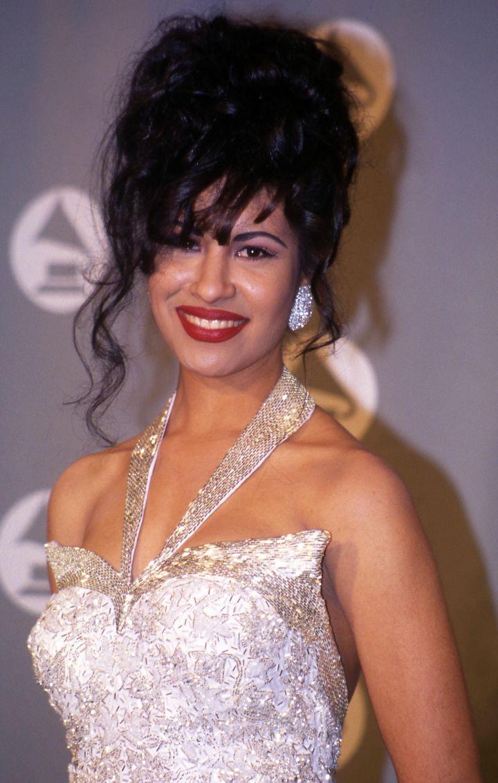 Selena, April 16th