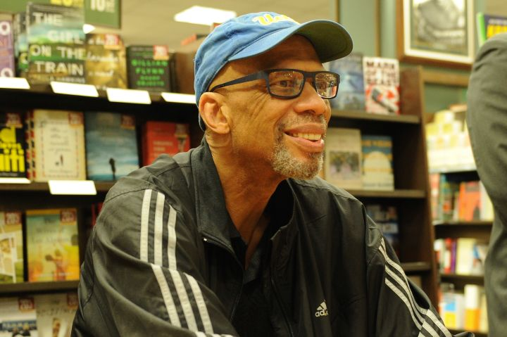 Kareem Abdul Jabbar, April 16th