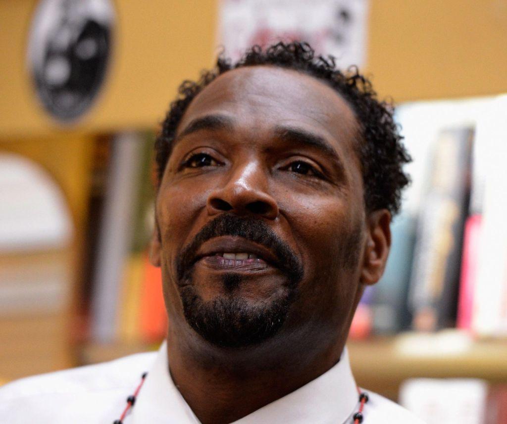 Rodney King Signs Copies Of His New Memoir