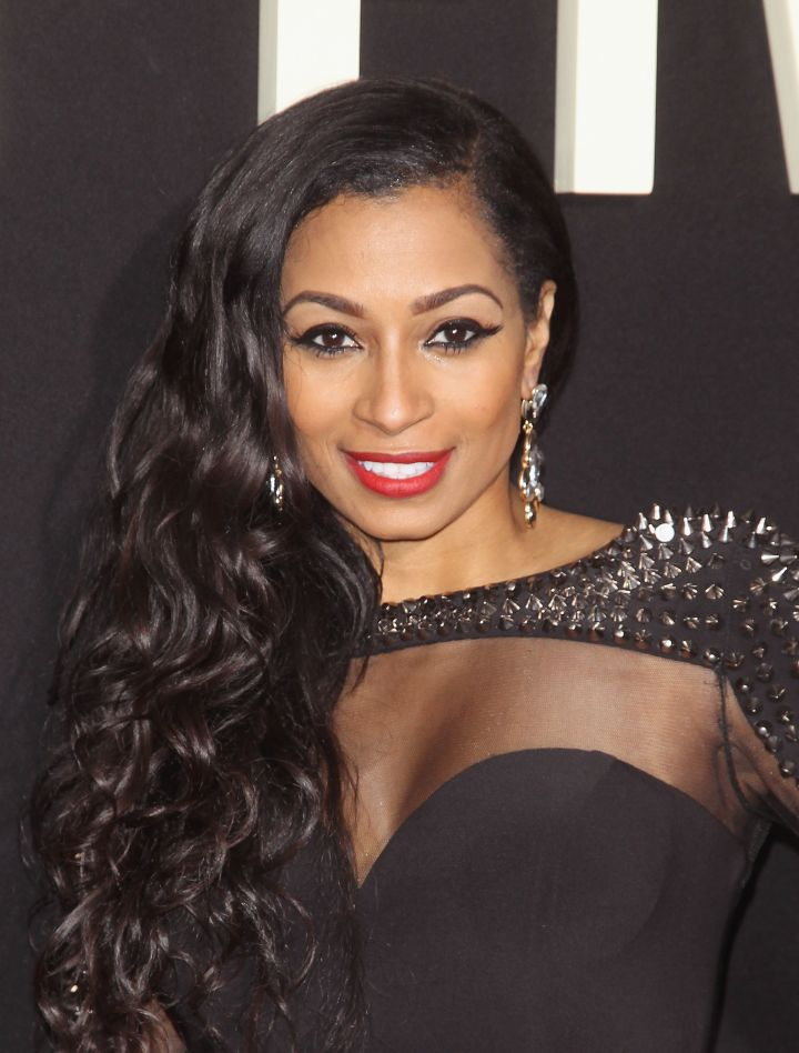 Karlie Redd, April 15th