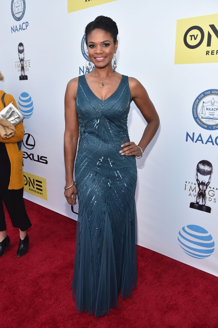 Kimberly Elise, April 17th