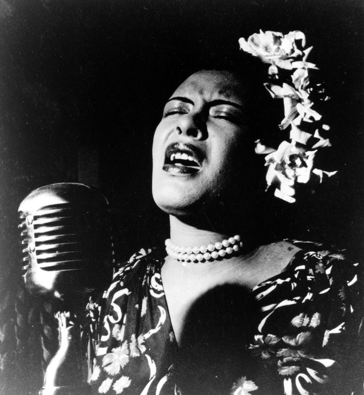 Billie Holiday, April 7th