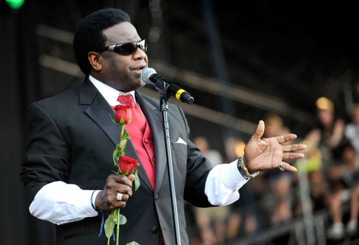 Al Green, April 13th