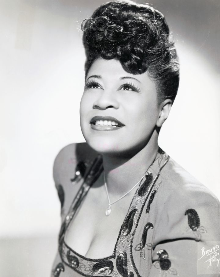 Ella Fitzgerald, April 25th
