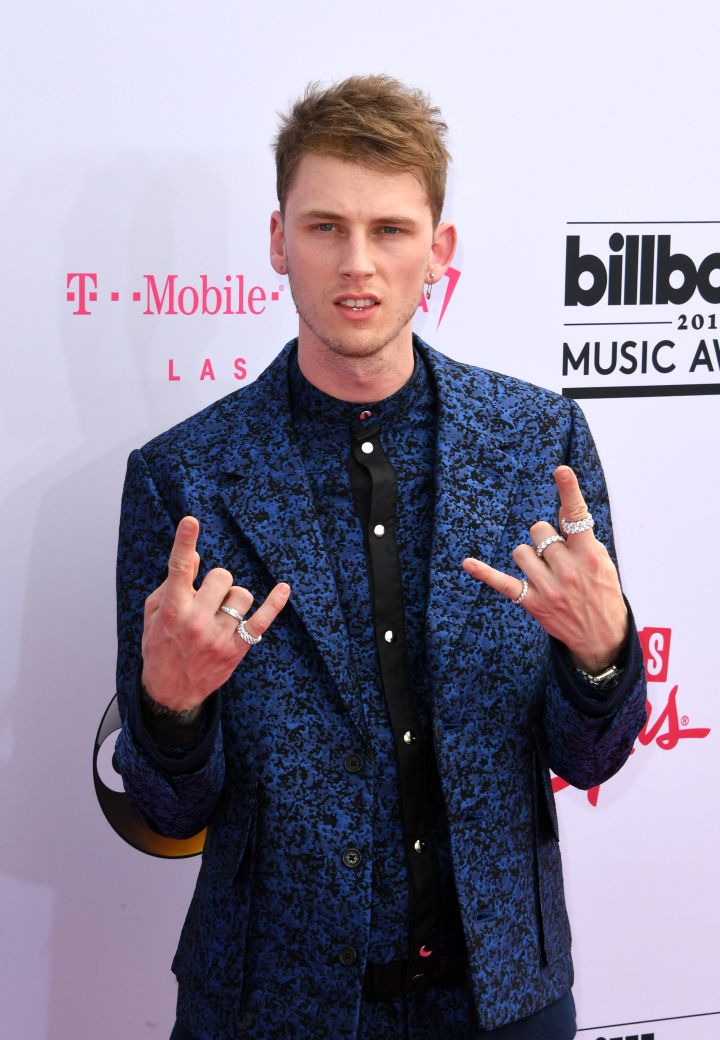 Machine Gun Kelly, April 22nd