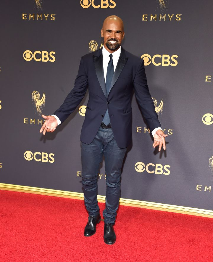 Shemar Moore, April 20th