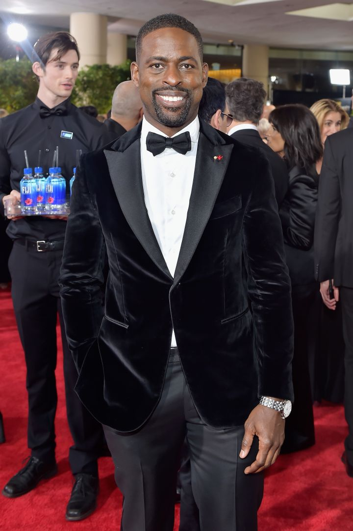 Sterling K. Brown, April 5th
