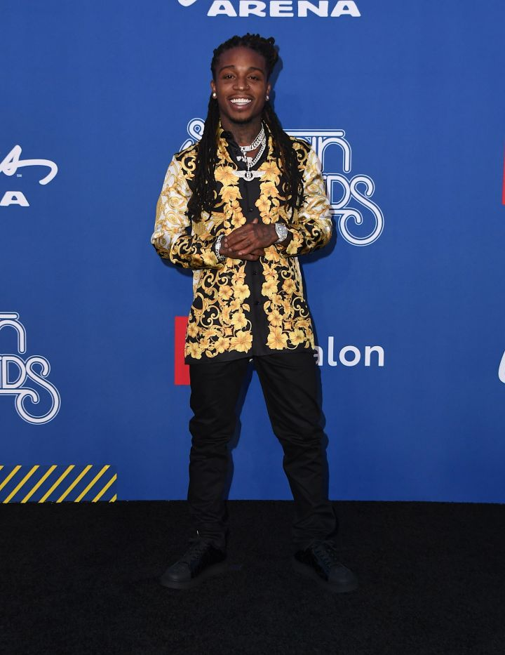 Jacquees, April 15th