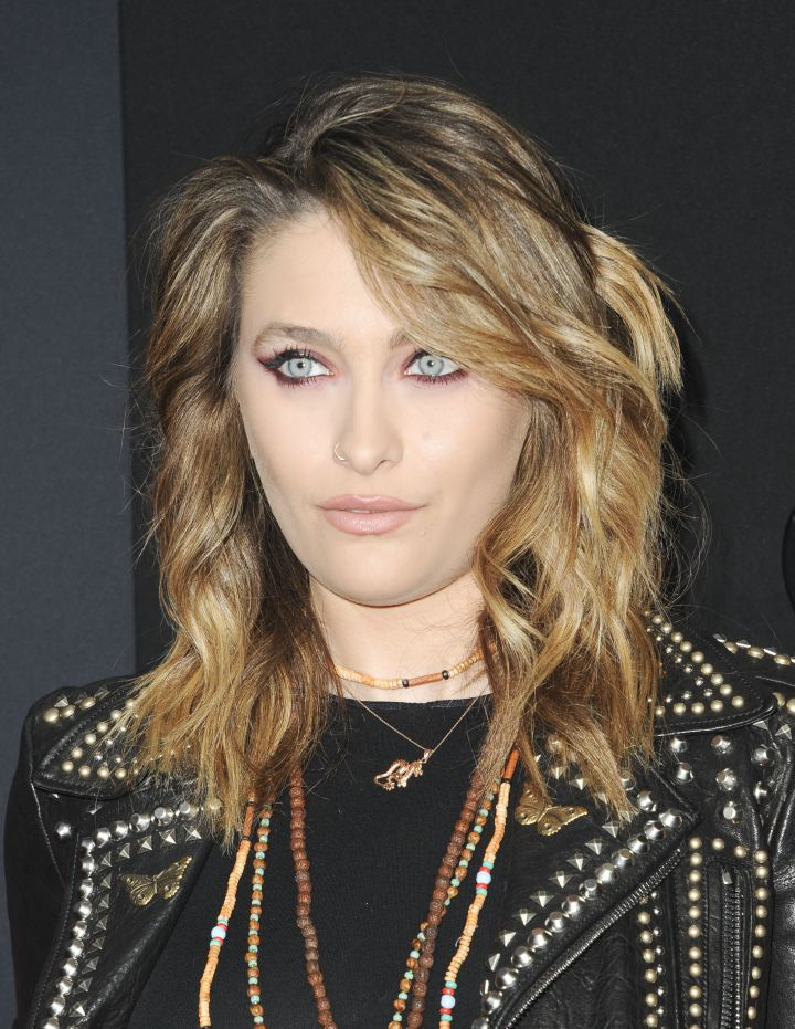 Paris Jackson, April 3rd