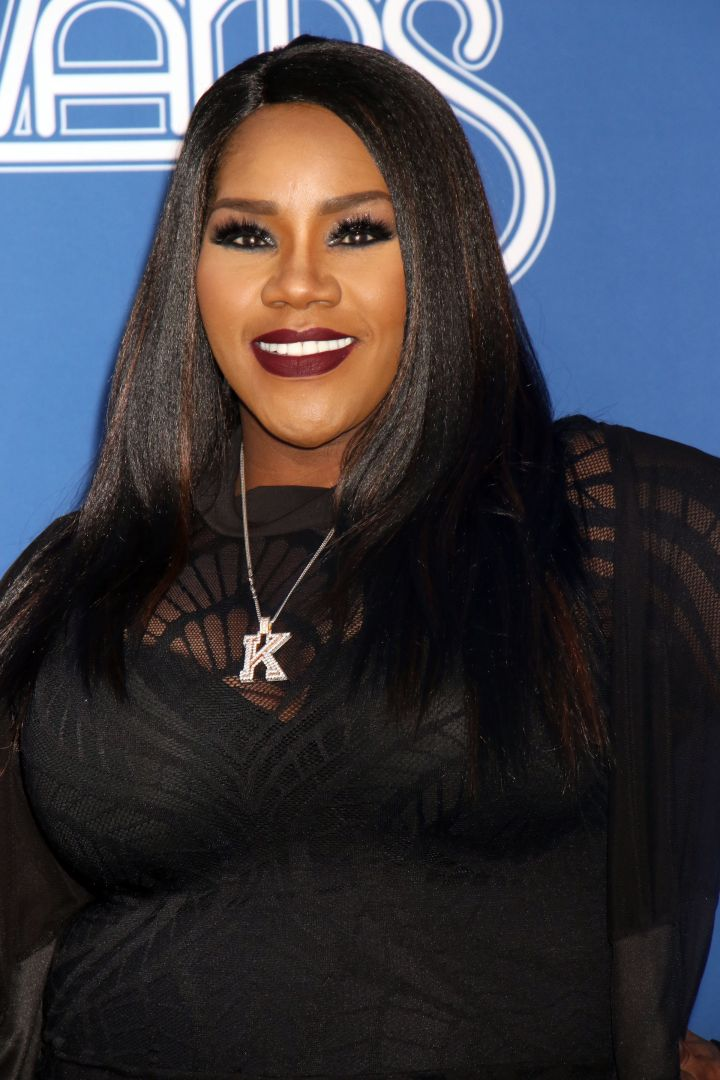 Kelly Price, April 4th