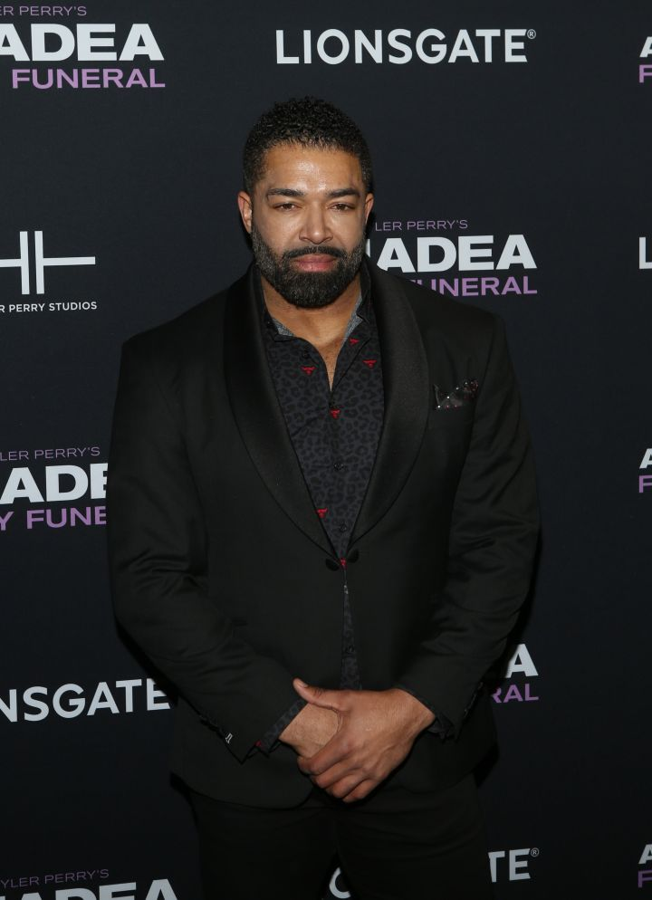 David Otunga, April 7th