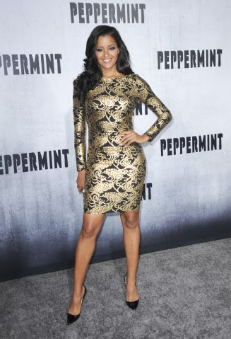 Los Angeles premiere of 'Peppermint'