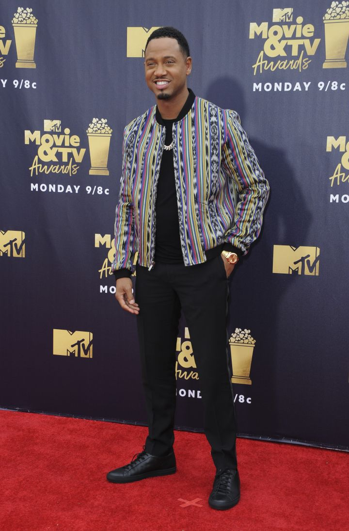 Terrence J, April 21st