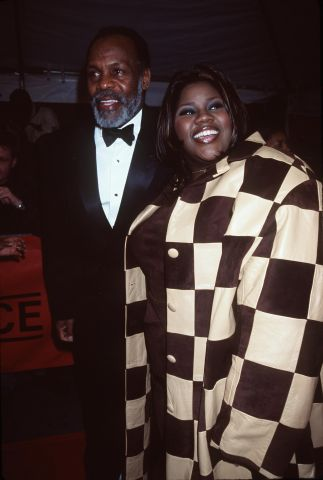 Danny Glover And Kelly Price At Essence Magazine's Tribute To Lauryn Hill