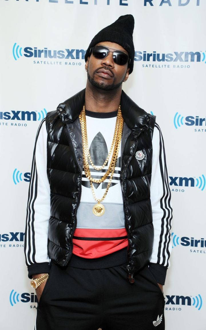 Juicy J, April 5th