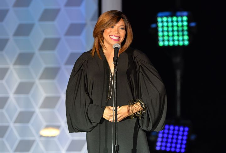 Actress Tisha Campbell's son Xen was diagnosed with autism at a young age.