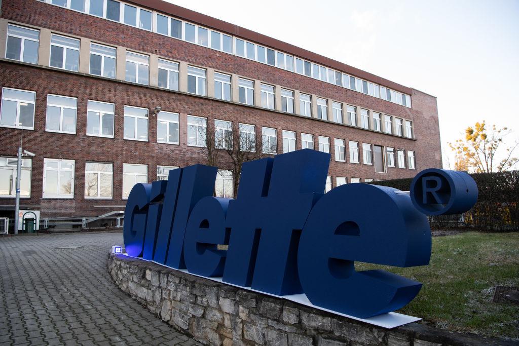 Berlin Gillette Plant